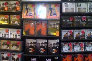 Great exposure at HMV Manchester