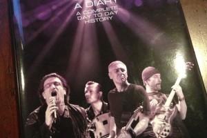 U2-A Diary 2012 Status Update