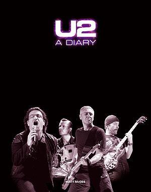 U2-A Diary cover