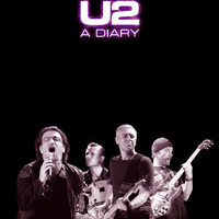 Need a Gift for a U2 Fan? Why not U2-A Diary?